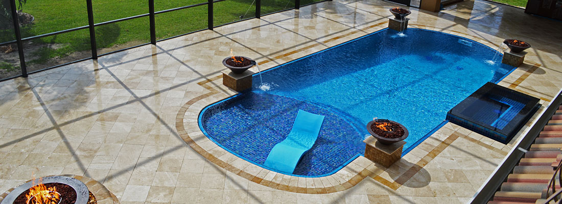 Inground Pool Cost - Luxury