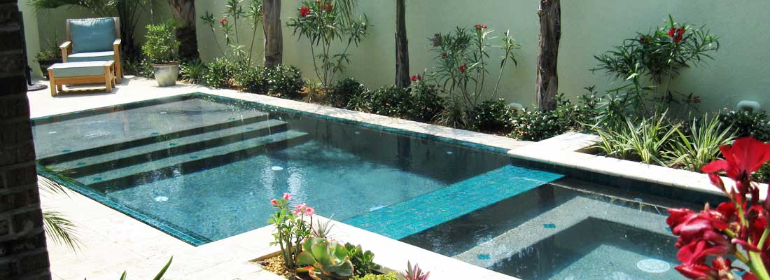 Small space small pools may be for you premier pools for Small backyard pools