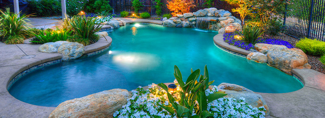 Types of pools and pool design premier pools spas for Pool design free