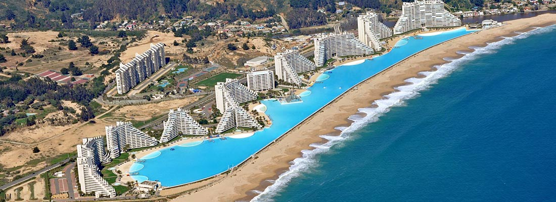 The Largest Pool in the World 4