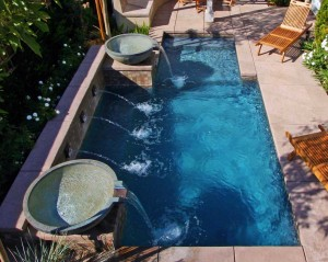 Small Swimming Pools Are Making A Return To Yard Designs