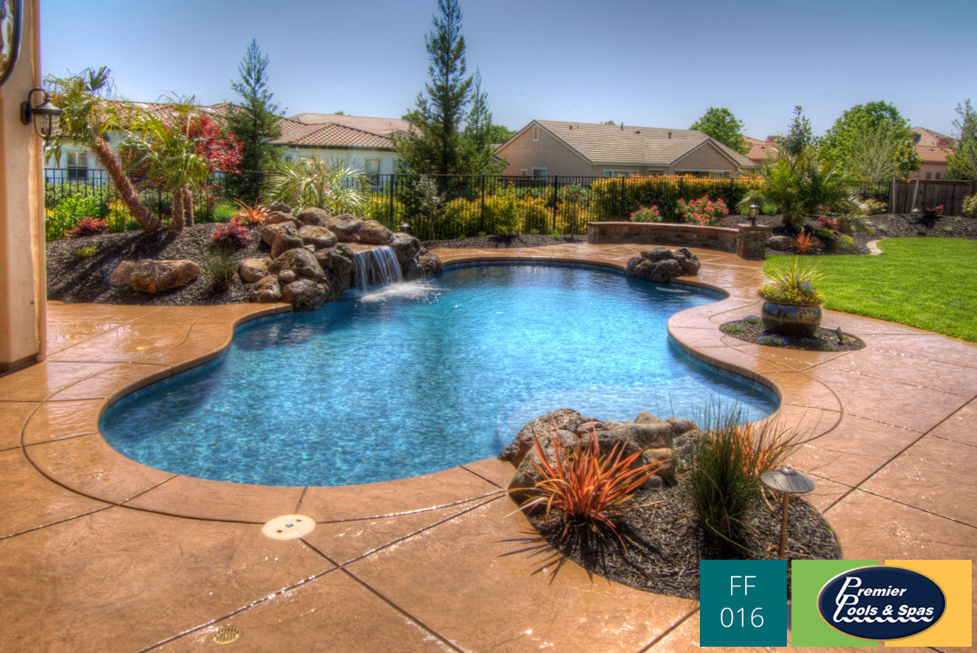 Freeform Swimming Pools Premier Pools Amp Spas
