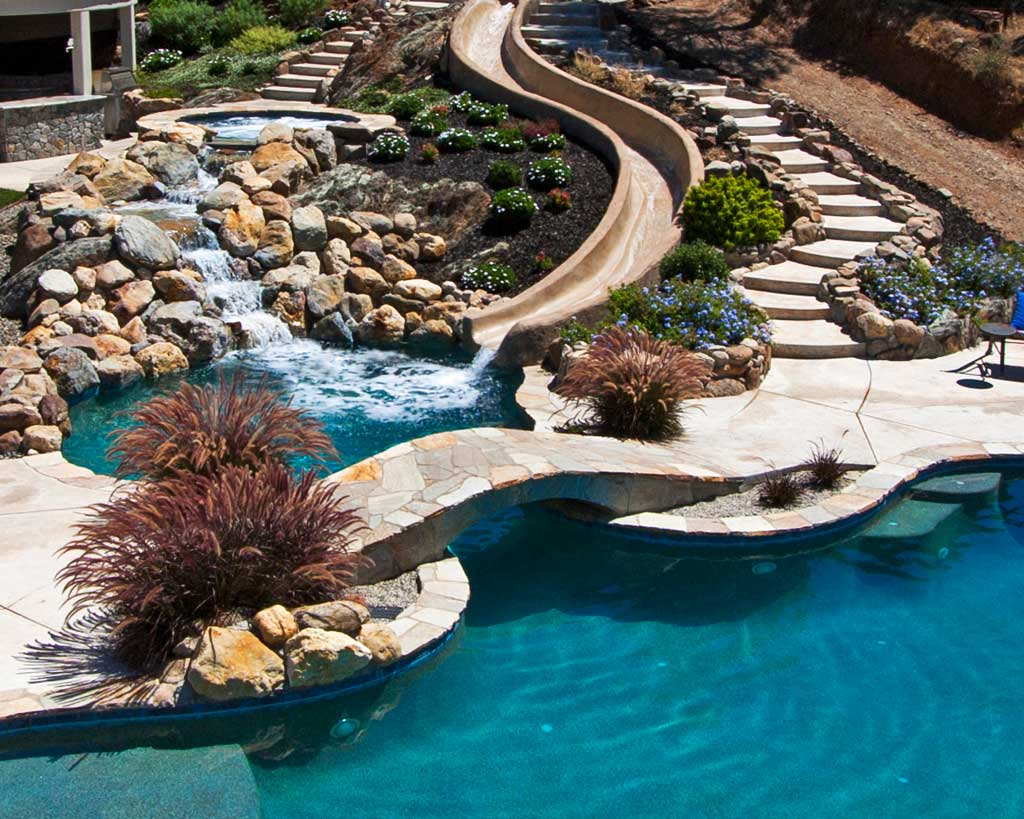 Pool builders custom swimming pools pool construction for Pool design estimator