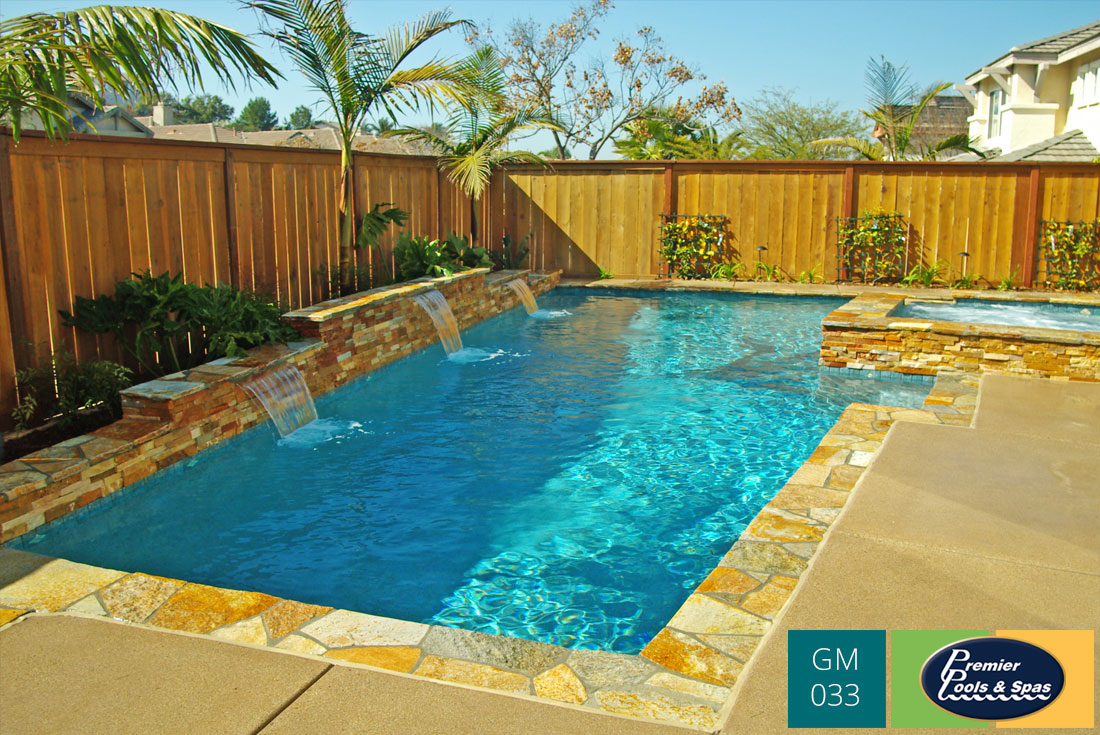 Geometric Swimming Pools Premier Pools Spas