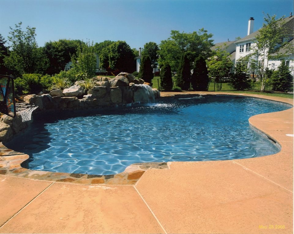 What is the best type of houston in ground pool gunite or for Types of inground pools
