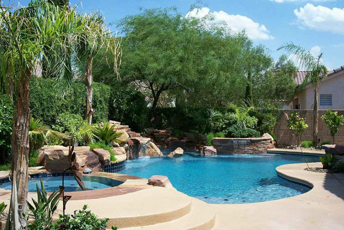inground gunite pool cost