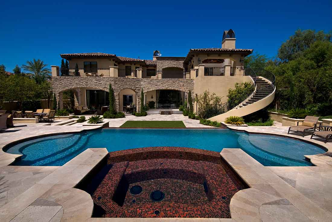 How much does an inground pool cost premier pools spas for How much is it to build a house in texas