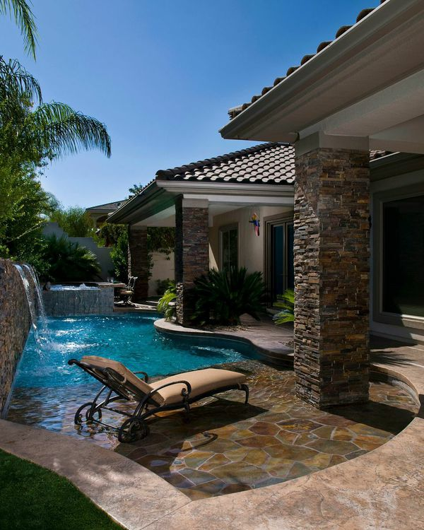 Choose A Custom Pool Built In That Makes Your Pool Las