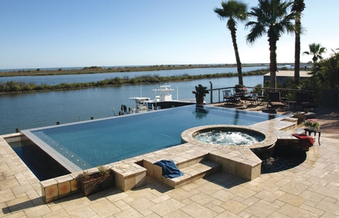 Gulfport Infinity Pools: Designs for Your New In-ground Pool