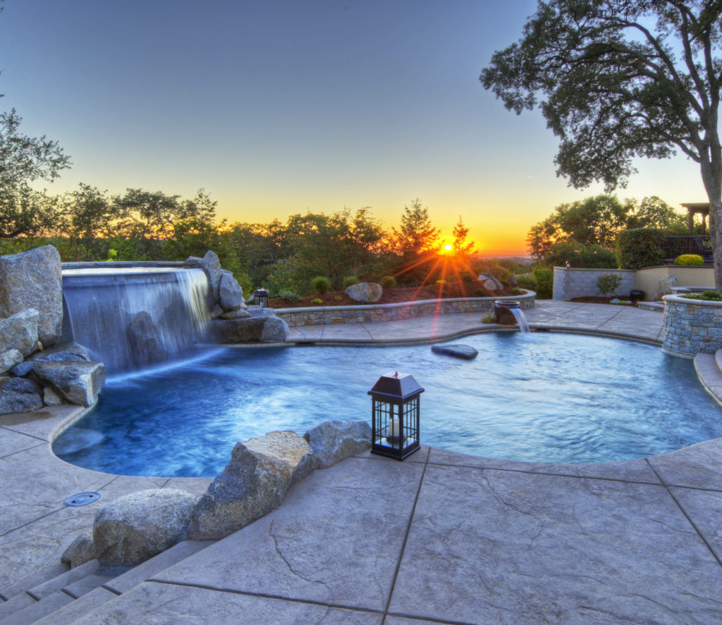 Pool Designs - Designing Your Pool for Your Lifestyle