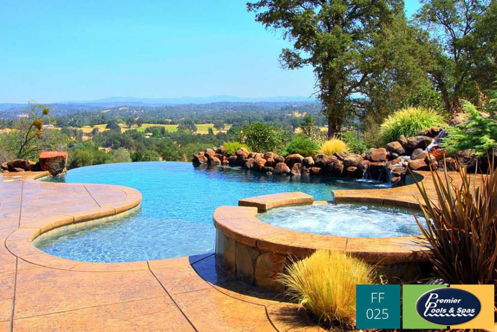 Amazing Infinity Pool Designs - Premier Pools & Spas