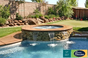 Adding A Spa Premier Pools Amp Spas