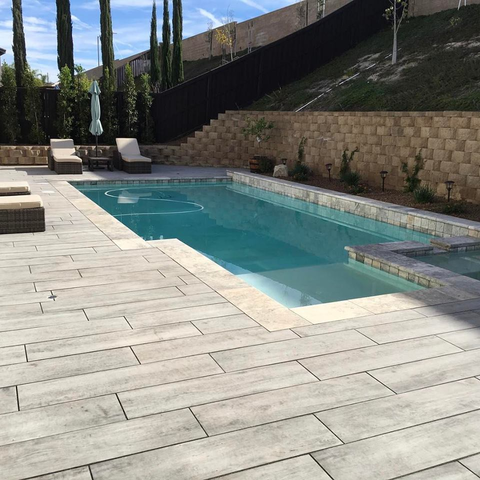 La Grange: Pool Decking Designs to Include Around Your ...