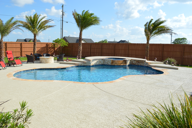 How To Landscape Around Your Inground Pool Fast Premier Pools Spas Builders And Contractors