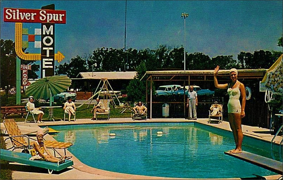 vintage pools vintage swimming pools premier pools spas On 1950 pool design