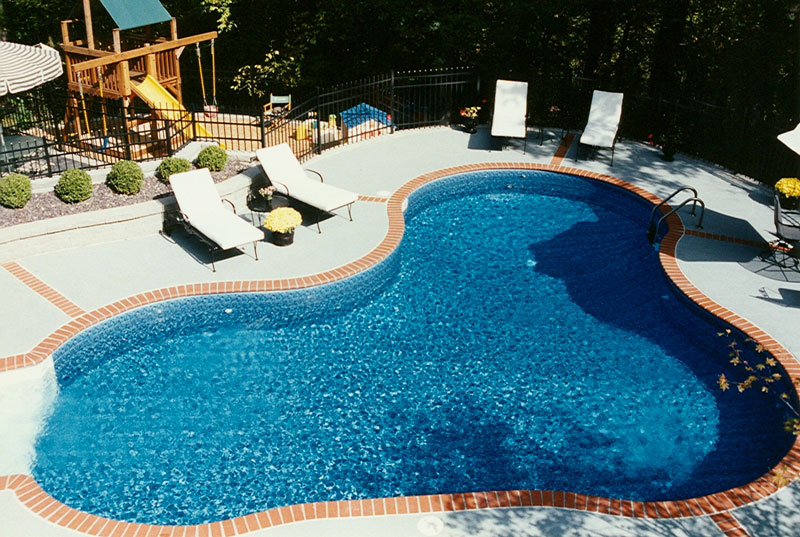 pool decking costs