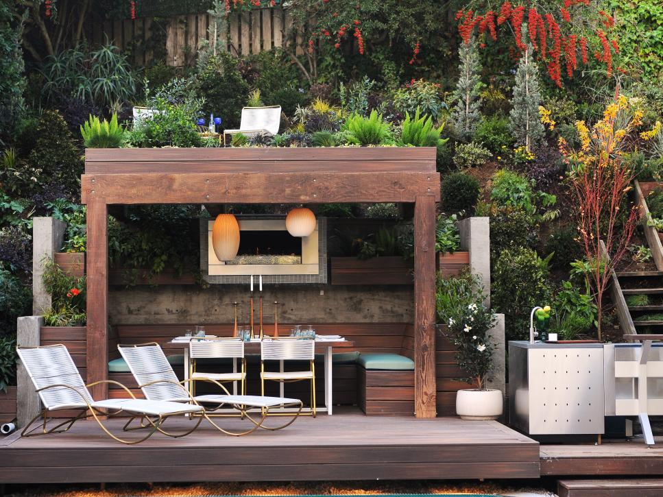 10 Outstanding Gazebo And Patio Ideas For Your Boise Backyard 2