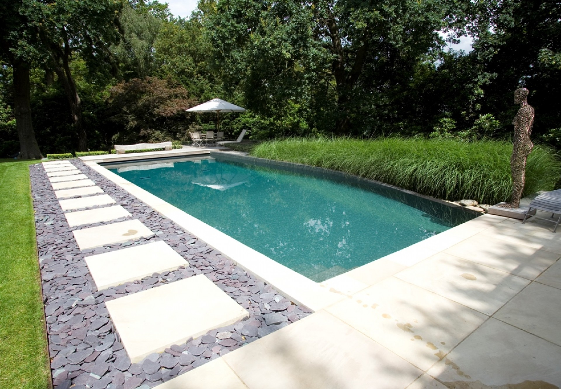 Charlotte weekly pool maintenance premier pools spas for Pool service