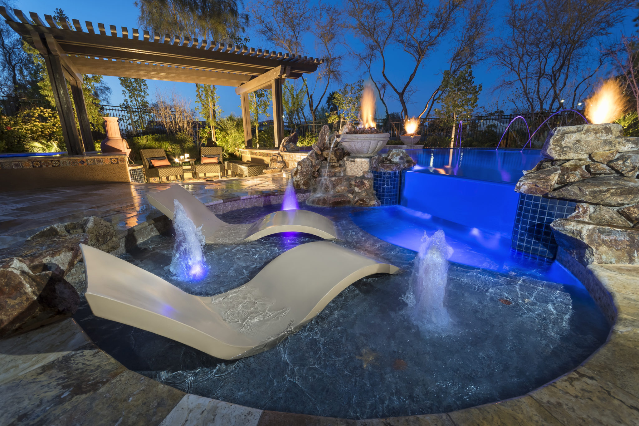 Phoenix: Pool Builders & Building a Pergola Along with Your ...