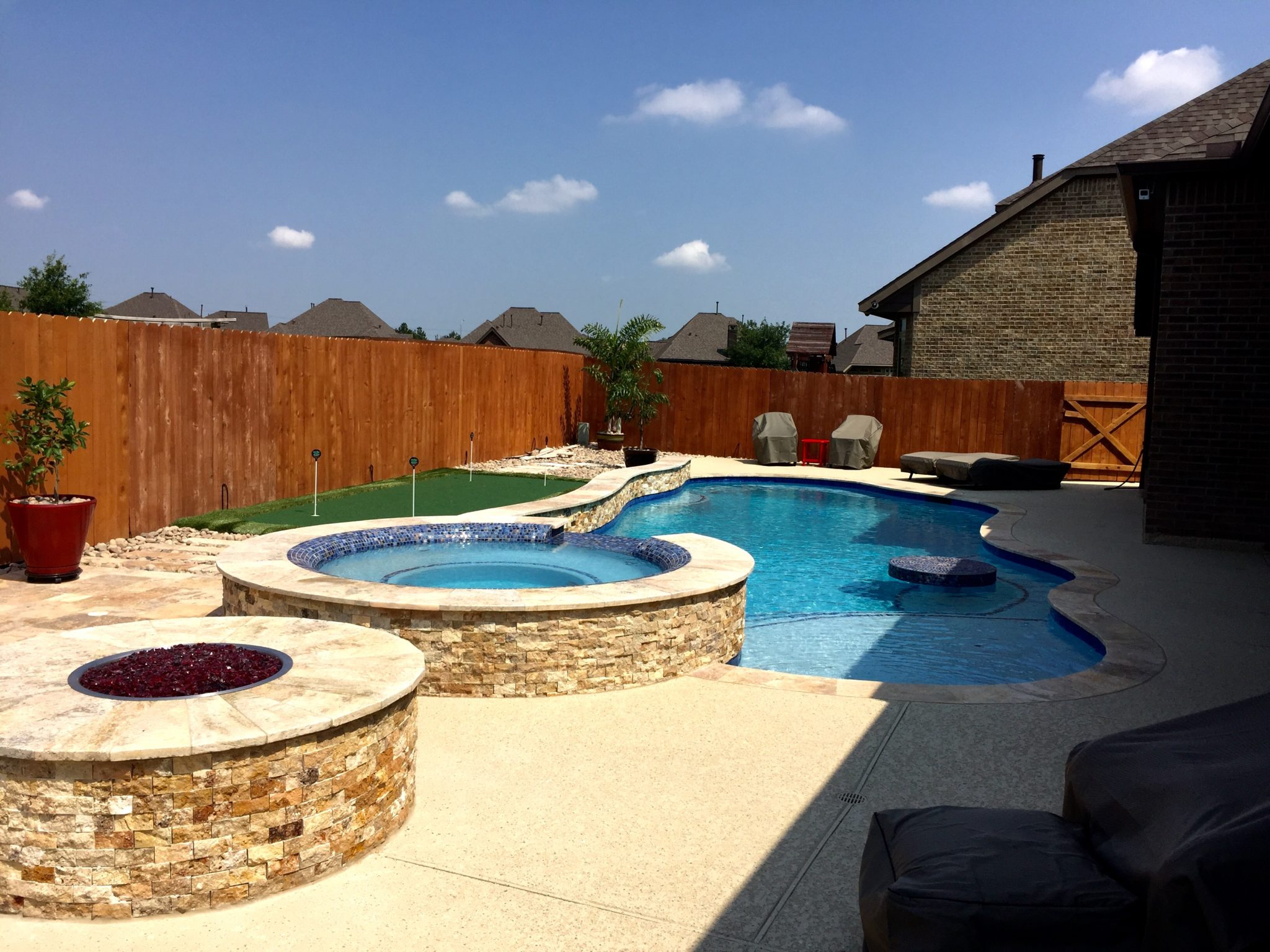 Pool Service Costs Dallas