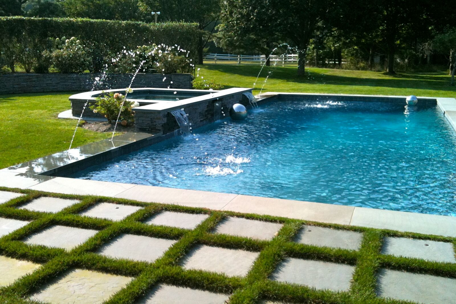 How Much To Build A Pool >> How Much Does An Inground Swimming Pool Cost
