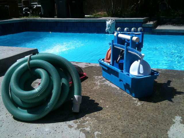 Dallas Pool Cleaning Service