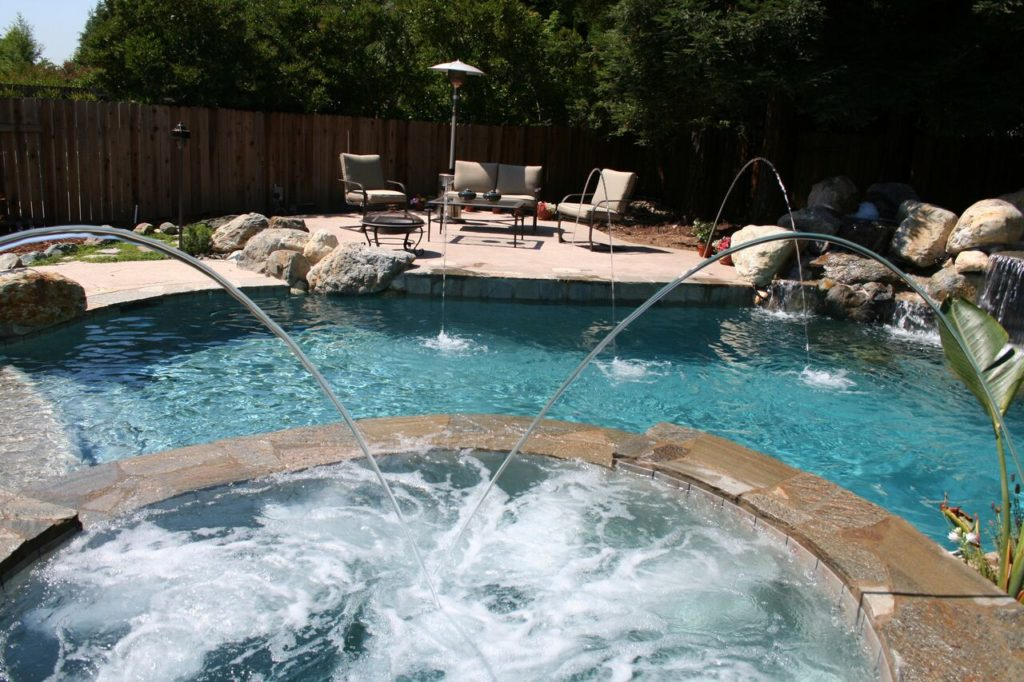 Make Your Pool Unique With Your Own Custom Pool Features ...