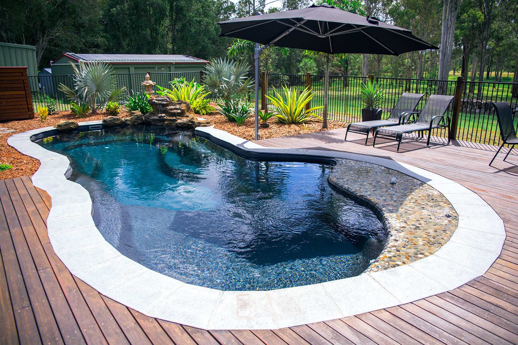 Why You Should Install a Swimming Pool in Potomac - Premier Pools & Spas