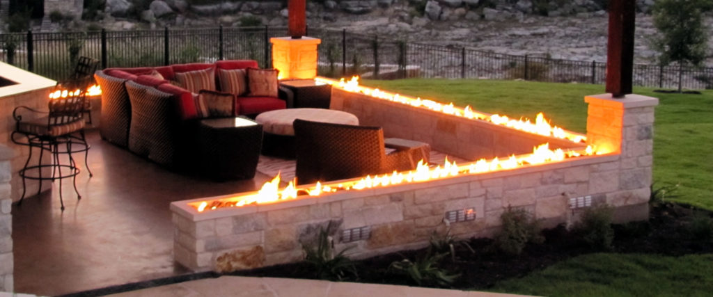 backyard fire pit Fire Elements