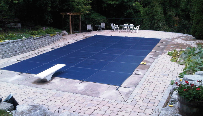 keep your pool clean
