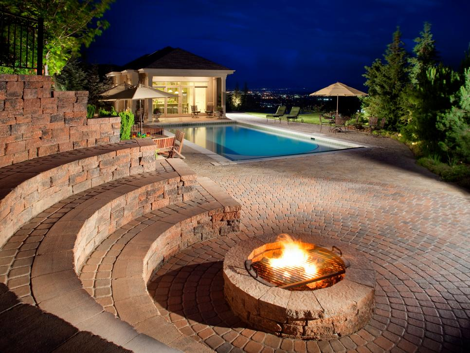 The Benefit Of Incorporating Fire Pits Into Your Austin Backyard Premier Pools Spas Pool Builders And Contractors