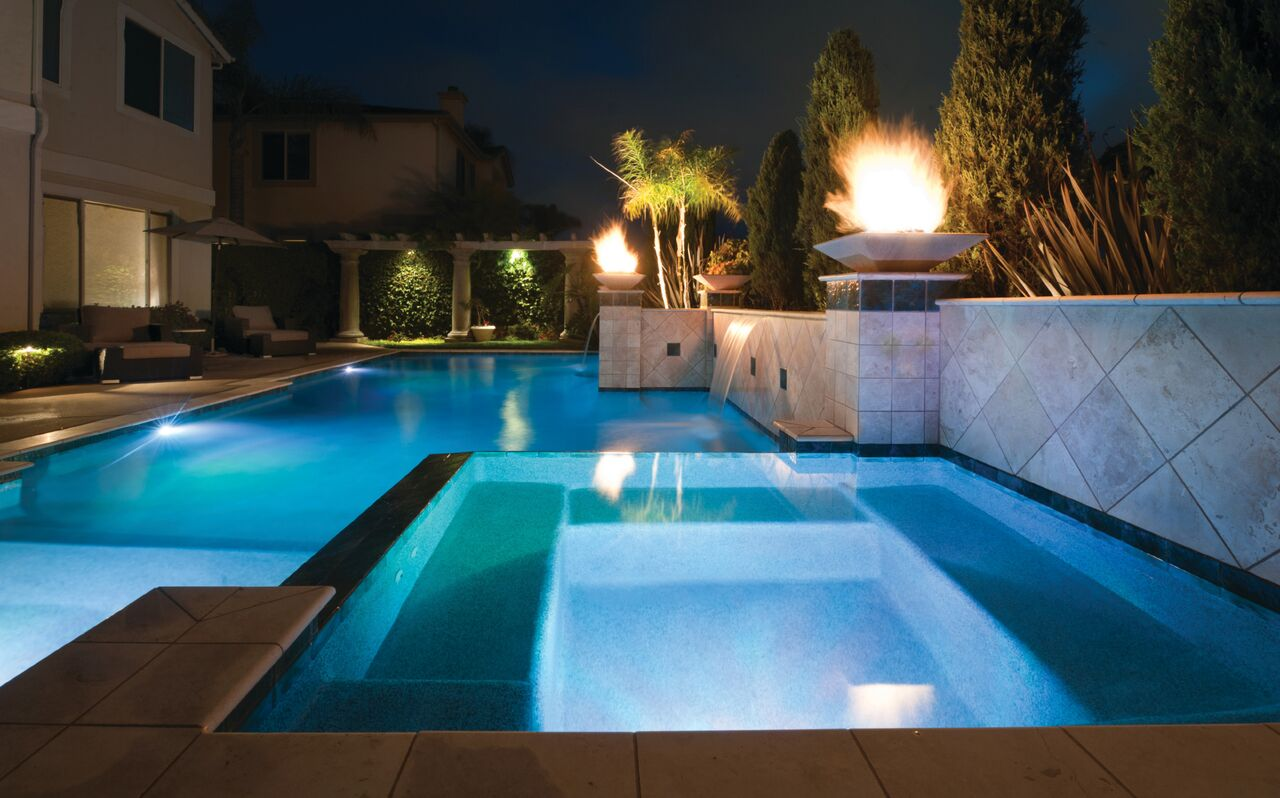 Pool Shape Options for Your LA Pool - Premier Pools & Spas