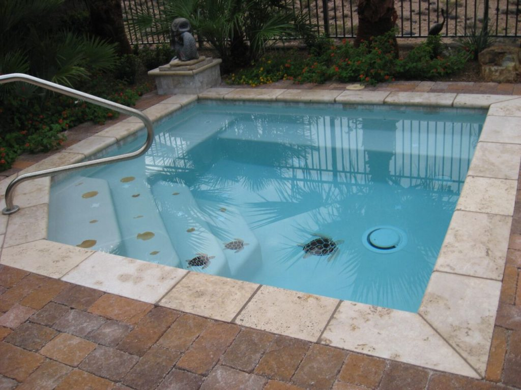 Small Yard Small Inground Pools Might Be For You Premier Pools Spas The Worlds Largest Pool Builder