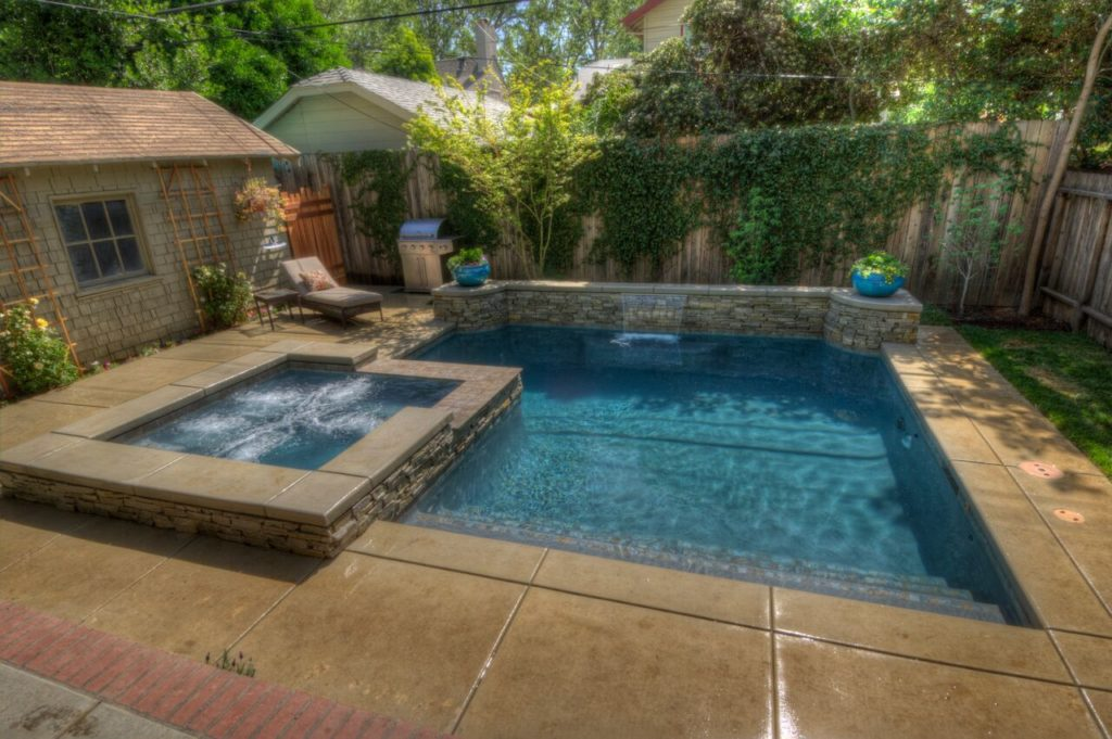 Small Pool Designs For Small Yards Premier Pools Spas Pool Builders And Contractors