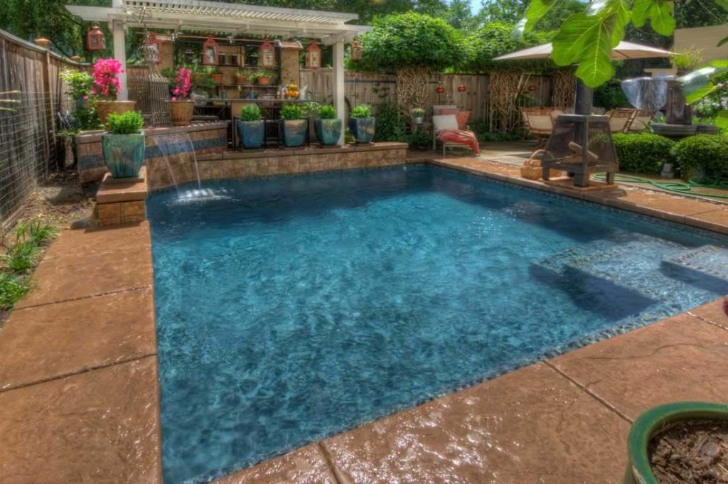 Square pool designs - Transform Your Yard into a Relaxing ...