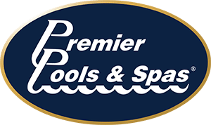 Premier Pools & Spas – Pool Builders and Contractors – Logo