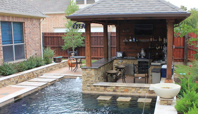 5 Pool Patio Ideas For Your Backyard Oasis Premier Pools Spas Pool Builders And Contractors