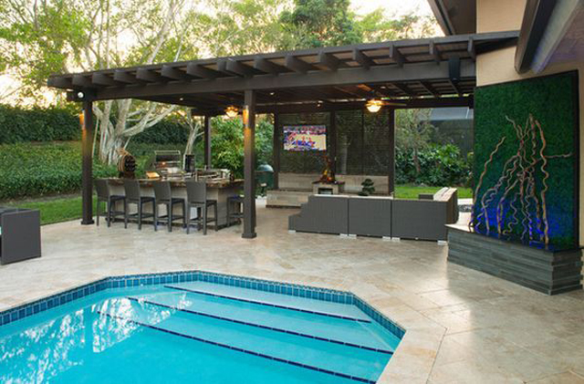 Modern Landscaping Ideas That Go Well With Outdoor Pools
