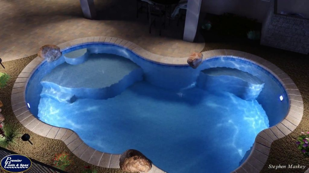 swimming pool shape