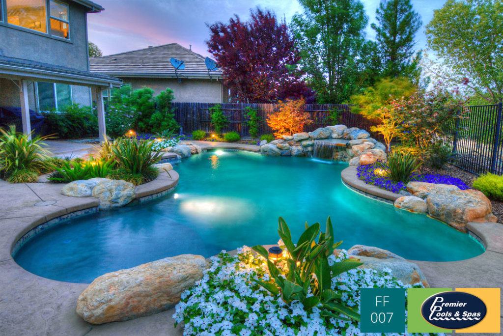 Best Plants For Landscaping Around Your Pool Premier Pools Spas Pool Builders And Contractors