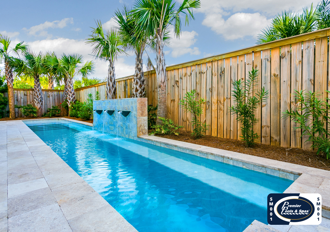 Small Pools Spools Premier Pools Spas Pool Builders And Contractors