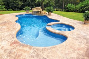 fiberglass pool sizes - small